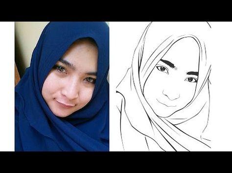 Line Art Effect Photoshop Tutorial : How to draw line art adobe illustrator tutorial youtube