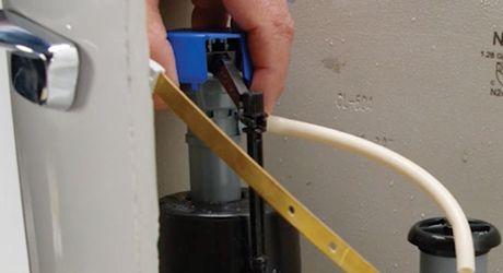 Replacing A Fill Valve Repair Leaking Toilet Tank Toilet Tank Leaking Toilet Leaky Toilet