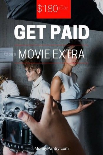 Movie Extra Jobs Get Paid Up To 180 Day As A Movie Extra Top 5 Casting Firms Extra Jobs Making Extra Cash Job