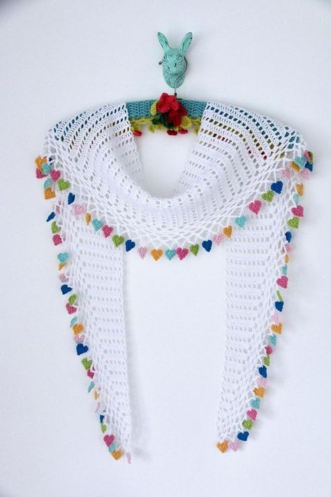 I Love Summer Crochet pattern by Sandra Paul