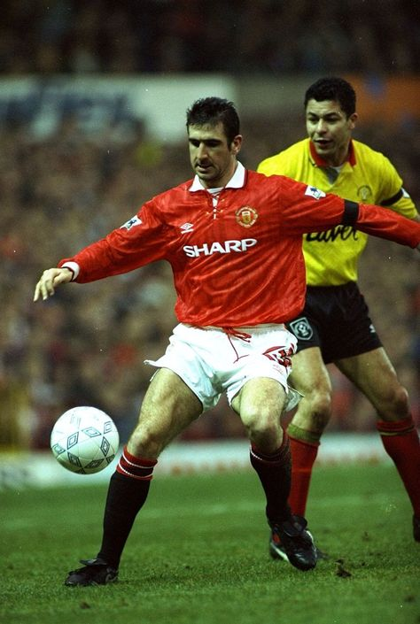 Eric Cantona vs Sheffield United in 1993