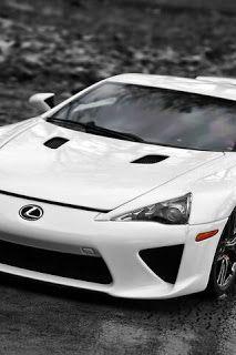 خلفيات موبايل خلفيات ابيض واسود للتصميم Sports Car Vehicles