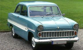 1959 1962 Ford Taunus 12m Classic Ford Cars For Sale In Usa