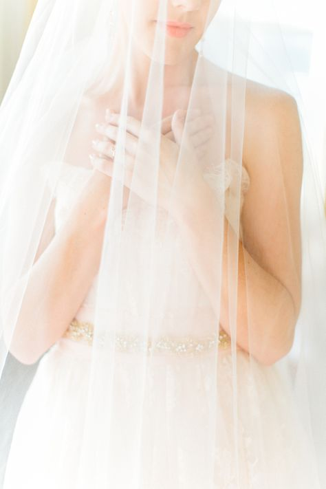 Romantic wedding ideas | Carmen and Ingo Photography + Moana Events | see more on: http://burnettsboards.com/2014/06/regal-bridal-session-orchid-veil/