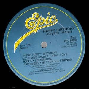 Pin By Hoff On Altered Images Birthday Love Hapoy Birthday