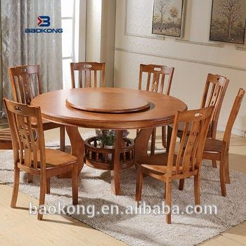 2018 Hot New Products Round Dining Table Set With Competitive Price Buy Malaysian Wood Wooden Dining Table Designs Round Wood Kitchen Table Cheap Dining Tables