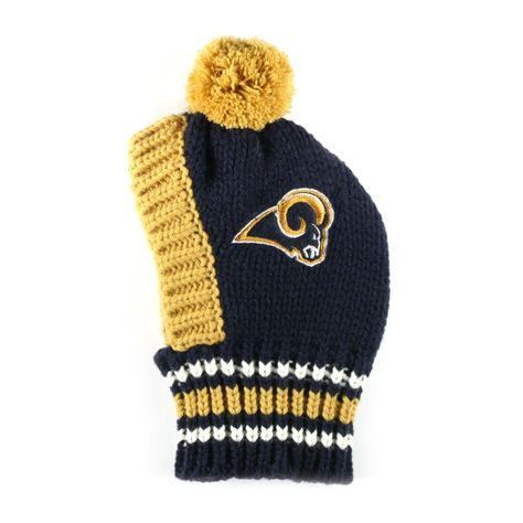 b03858a0e Los Angeles Rams NFL Knit Hat size  Large