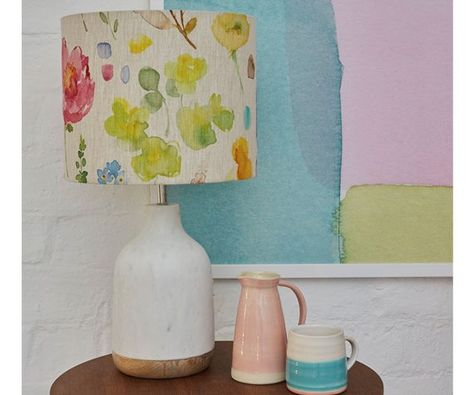 Bluebellgray Lampshade Collection Floral Quirky Lamp Shades Bluebellgray Unique Home Accessories