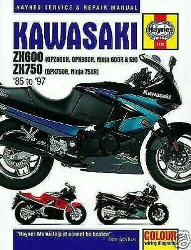 Advertisement Ebay Kawasaki Zx600 Zx600a Zx600b Zx600c