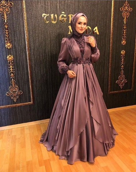 2020 Tesettur Soz Nisan Elbisesi Modelleri Moda Stilleri Fashion Blogger Style The Dress