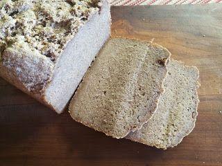 Pan Integral Sin Gluten De Panificadora Comidas Sin Gluten