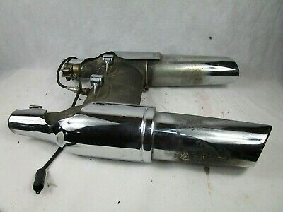 Advertisement Ebay 2002 2005 Bmw R1200cl R1200 Exhaust Pipes Mufflers In 2020 Bmw Motorcycle Parts And Accessories Muffler