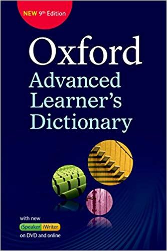 Oxford Advanced Learner's Dictionary: Oxford advanced