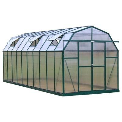 Outdoor Living Today 8 Ft X 8 Ft Greenhouse Kit Gh88 The Home