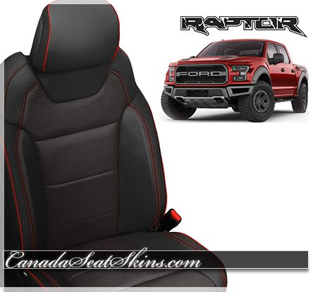 2017 2019 Ford F150 Raptor Custom Leather Upholstery With