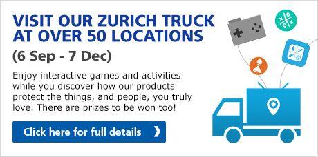 Zurich Insurance Malaysia Our Campaign Campaign Interactive