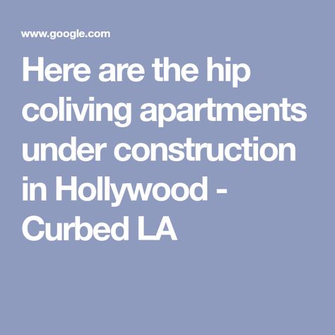 9 Co Living Spaces Ideas Living Spaces Los Angeles Vacation Homeless Housing
