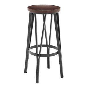Wondrous Williston Forge Wellman Adjustable Height Swivel Bar Stool Machost Co Dining Chair Design Ideas Machostcouk