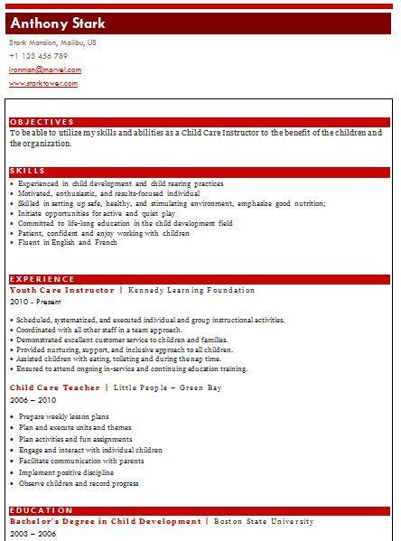 Accountant resume sample http\/\/wwwcheapresumewritingservicesnet - toddler teacher resume