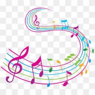 Notas Musicales Png Fondo Transparente Note De Musique Multicolore Png Download Notas Musicales Png Notas Musicales Notas