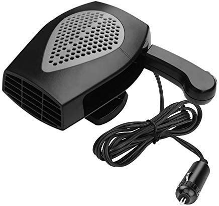 12v Portable Car Heater Or Fan Cooling Car Space Fast Heating Defrost Defogger Space Automobile Windscreen Fan Heat Coolin Heater Fan Cooling Fan Defogger