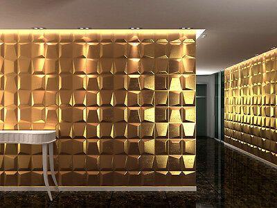 3d Wandpaneele Mosaics Wandverkleidung Deckenpaneele Deckenverkleidung 0 5m Ebay In 2020 Wandpaneele Deckenpaneele Deckenverkleidung