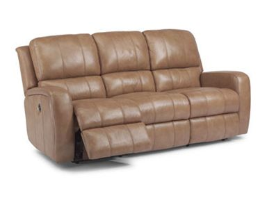 Shop For Flexsteel Power Reclining Sofa, 1445 62P, And Other Living Room  Sofas At Schmitt Furniture Company In New Albany, IN. The Dominique Style U2026