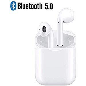 Bluetooth Kopfhorer Kabellos In Ear True Wireless Earbuds Mit Portable Mini Ladeboxbluetooth V5 0 Stereo Heads Bluetooth In Ear Kopfhorer Freisprecheinrichtung