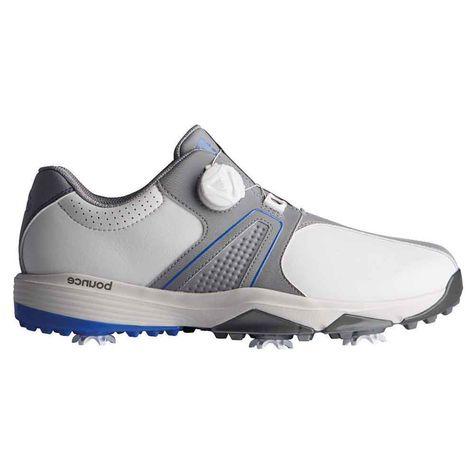 eec3874ec NEW Adidas Mens 360 Traxion BOA Golf Shoes WIDE Width - Choose Your Sz and  Color Traxion BOA Golf