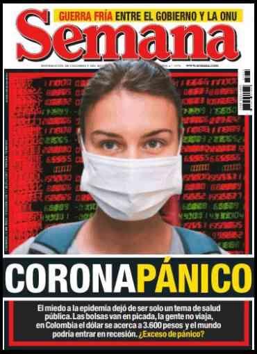 Semana Com Ultimas Noticias De Colombia Y El Mundo Imprimir Sobres Portadas Revistas