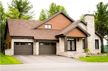 Canadian House Plans Home Designs The Plan Collection Rustic House Plans Canadian House Bungalow Style House Plans