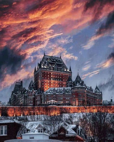 Canada is really bringing its A-game in the winter... - #Agame #bringing #Canada #canadian #Winter
