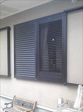 通風するエコな雨戸 平野尚司 マイベストプロ静岡 雨戸 インテリア 収納 シャッター