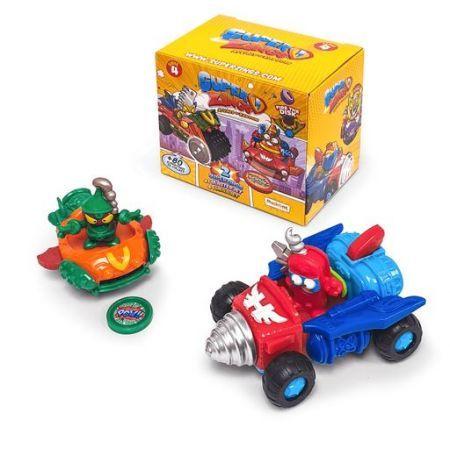 Ten Zestaw Zachwyci Wszystkich Fanow Super Zings W Opakowaniu Znajduje Sie Figurka Oraz Pojazd Calosc Zostala Wykonana Z Dbaloscia O Szczego In 2020 Toy Car Toys Car