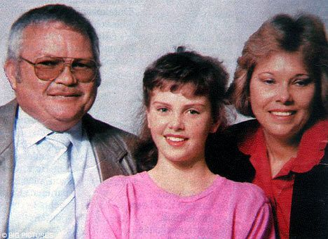 Charlize Theron With Her Mom And Dad Charles Jacobus Theron