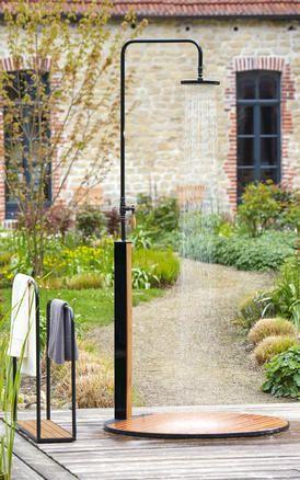 Gartendusche Planung Und Tipps Gartendusche Gartendesign Ideen Garten Und Outdoor