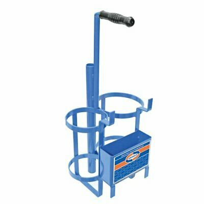 UNIWELD 502 Carrying Stand for B Tank w//Tool Tray