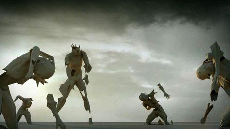 舞蹈與3D電腦幻景的結合