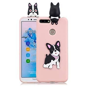 coque 3d huawei y6 2019 animaux   Silicone phone case, Phone cases ...
