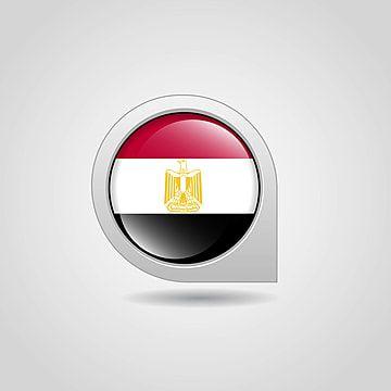 علم مصر خريطة دبوس 18 الثامن عشر الاعلان Png والمتجهات للتحميل مجانا Pin Map Egypt Flag Map