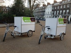 Electric Cargo Bikes To Replace Polluting Delivery Vans In The Uk