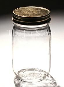 Cheap Jars At JarStore.com. Example This Is A 12 Oz Mayo Jar (with Your  Choice Of Lid) For $0.99 | Deals $$$ | Pinterest | Jar, Wedding And Chic  Wedding