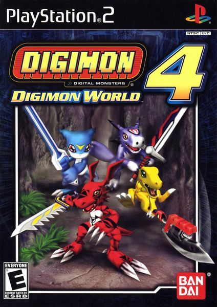 Digimon World 4 ps2 iso rom download | Gaming Wallpapers HD