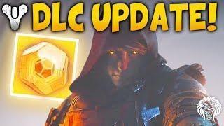 Destiny 2: EVIL PRINCE ULDREN & STOLEN EXOTIC! Bungie Tricks, Cayde
