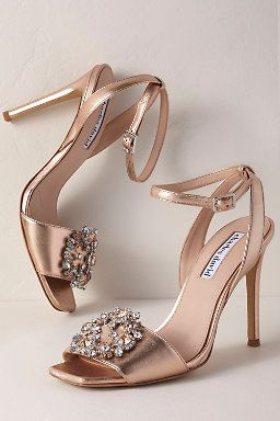 Charles David Vanity Heels Bridal Shoes Jeweled Shoes Wedding Shoes