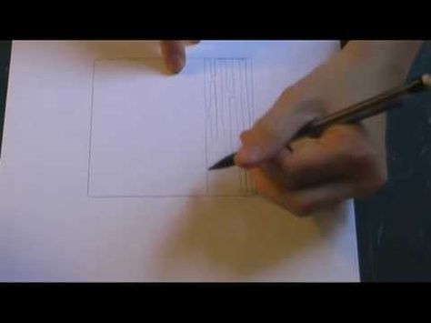 Drawing Lines For Quilting : How to keep your lines consistent while free motion quilting