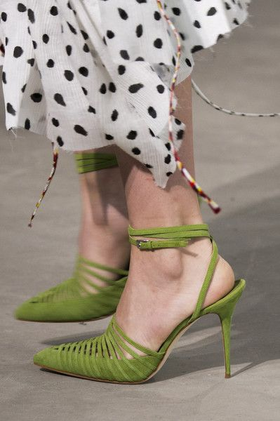 Jason Wu at New York Fashion Week Spring 2018 - The Most Coveted Shoes on the New York Runway - Photos