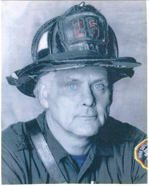 NYC Firefighter Robert James Minara died saving lives at the World Trade Center…