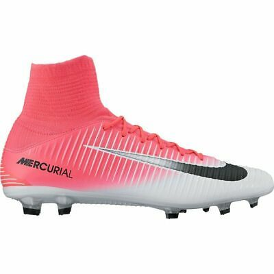 Sponsored Ebay Nike Jr Mercurial Superfly V Fg Girls Soccer Cleats Pink Select Size 831943 601 In 2020 Soccer Cleats Nike Girls Soccer Cleats Soccer Boots