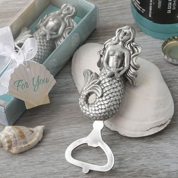Mermaid Design Bottle Opener From Fashioncraft Bottle Opener
